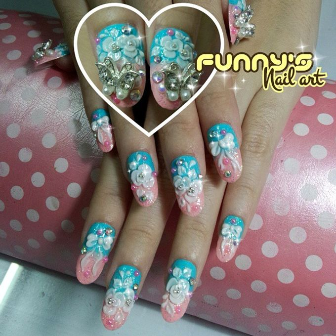 Thanks May 2015 by Funny's Nail art - 023