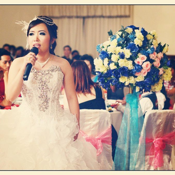 The Wedding of Ricky & Devi by C+ Productions - 019