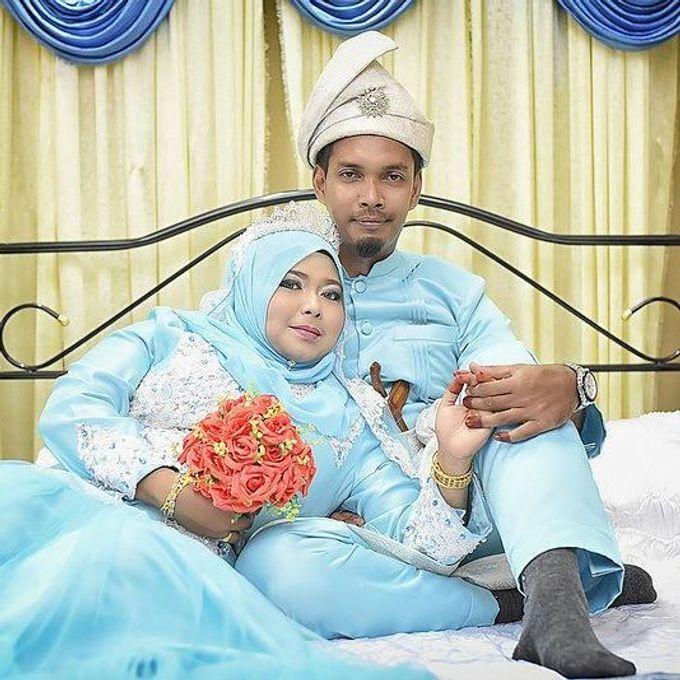 WEDDING FATIN AND AZIZAN by Opa Pakar Photography - 012