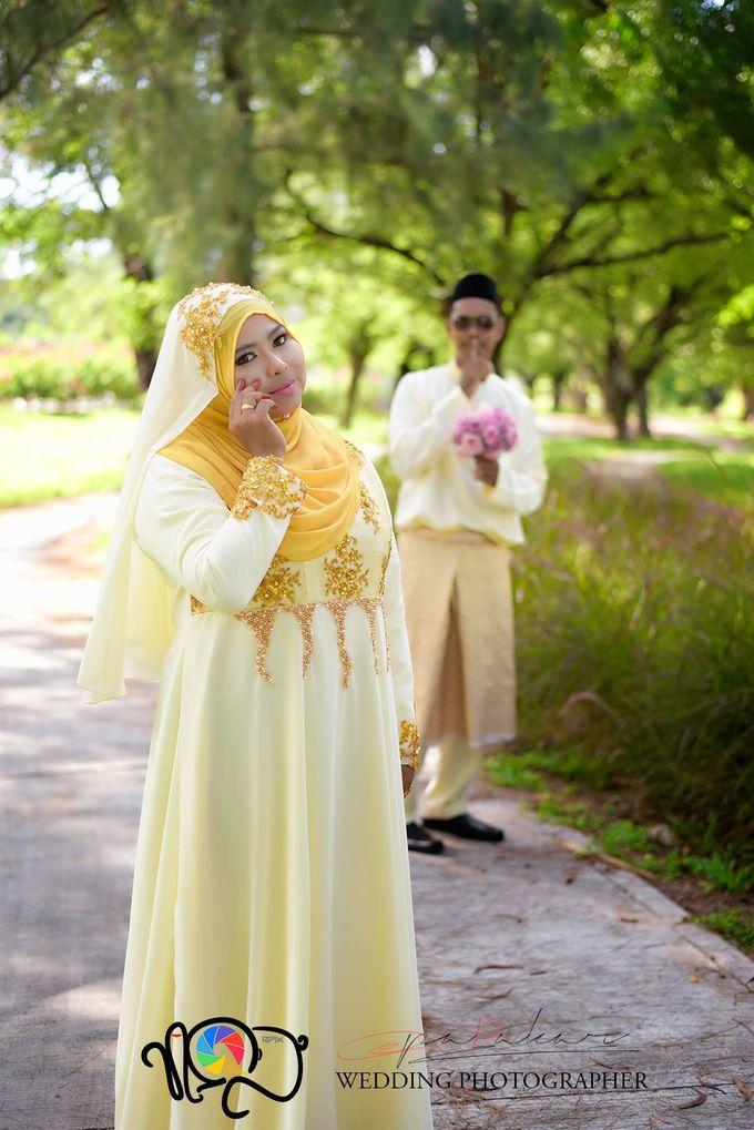 WEDDING FATIN AND AZIZAN by Opa Pakar Photography - 010