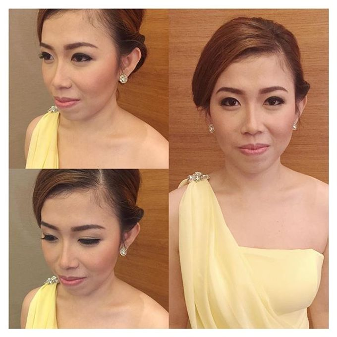 Special Occassion Makeup 1 by Troy Makeup Artist - 001