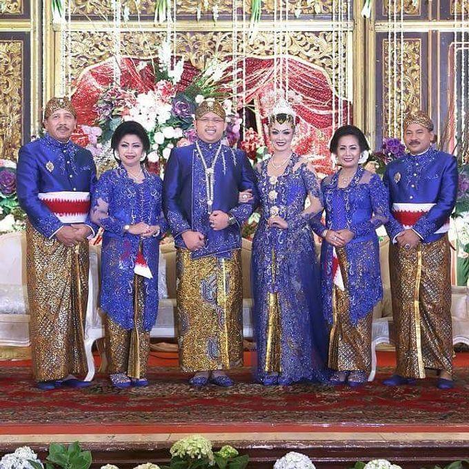 Javannese Wedding Bayu & Pipie by Watie Iskandar Wedding Decoration & Organizer - 001