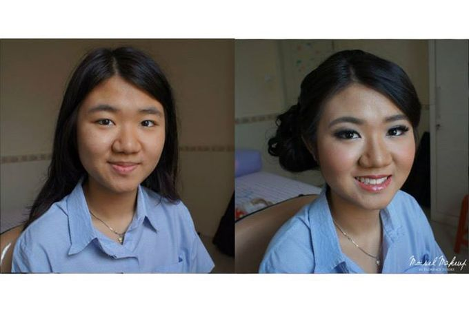 Before - After Makeup by Moisel Makeup - 035