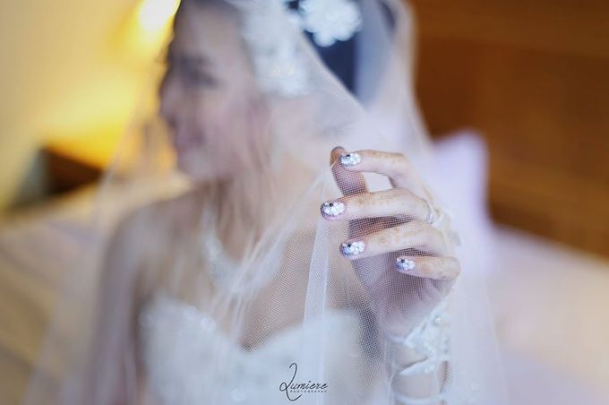 Wedding of Agus & Lia by LUMIERE PHOTOGRAPHY - 015