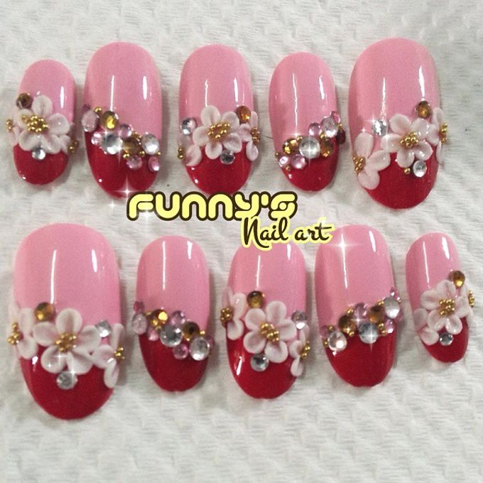 Thanks May 2015 by Funny's Nail art - 014