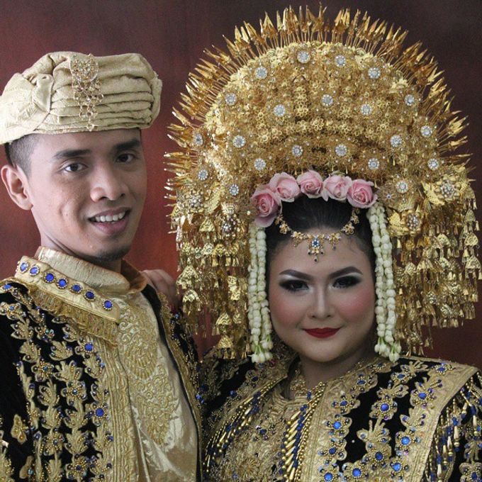 WEDDING WANDA by NANA Rias Pengantin - 002
