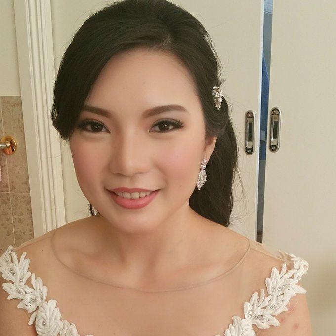Bridal Makeup by Elly Liana Makeup Artist - 005