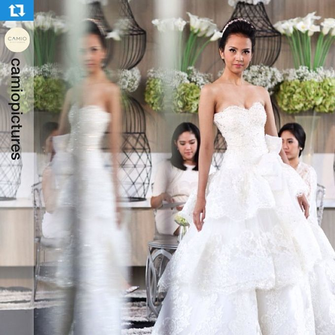 White Elegance Fashion Show by LAMIIK BRIDAL by LAMIIK BRIDAL - 001