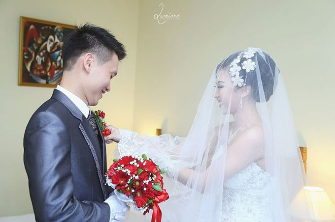 Wedding of Agus & Lia by LUMIERE PHOTOGRAPHY - 013
