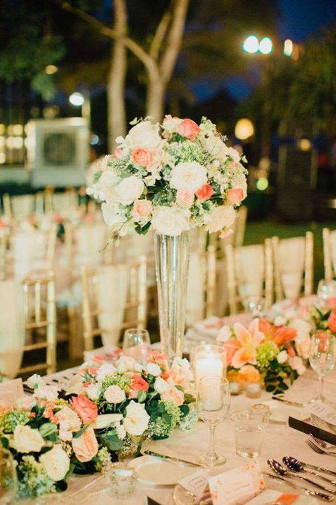 Elegant Flowery Wedding by Jonquilla Decor - 016