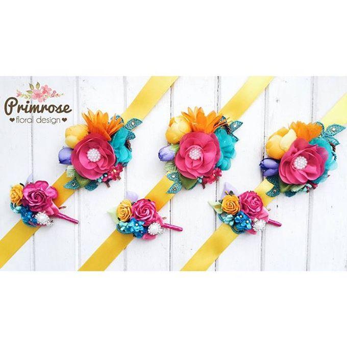 Boutonniere & Corsage by Primrose Floral Design - 022