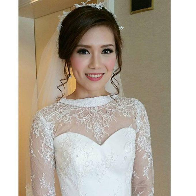 Bridal Makeup by Elly Liana Makeup Artist - 002