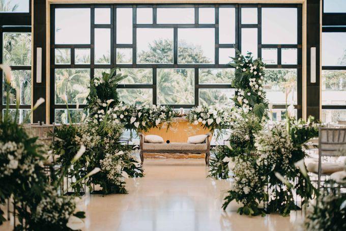 Wedding The Mulia Resort Donald & Tabita by StayBright - 012