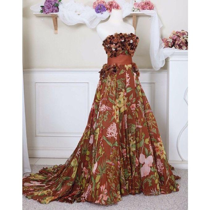 NEW ARRIVALS -EVENING DRESS by LAMIIK BRIDAL - 049