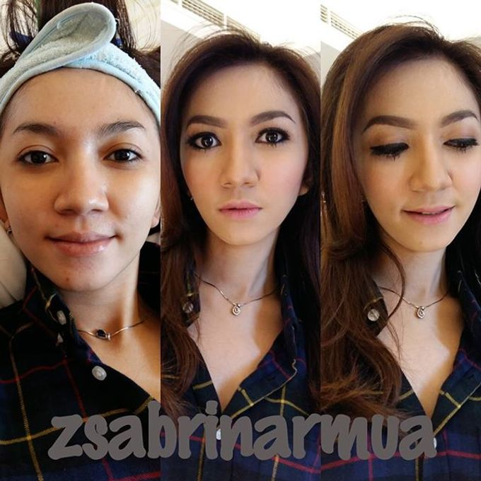Before after by zsabrinar Makeupartis - 031
