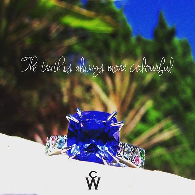 Custom made  by CW Jewels - 043