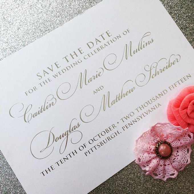 Wedding stationery portfolio  by Hello Beautiful Designs - 023