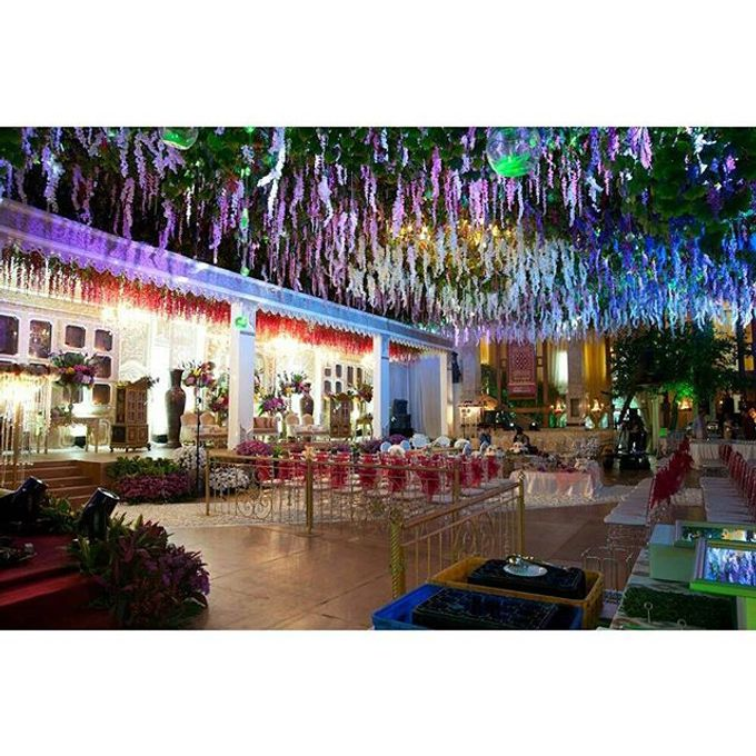 Akad Nikah Tema Palembang by Watie Iskandar Wedding Decoration & Organizer - 003