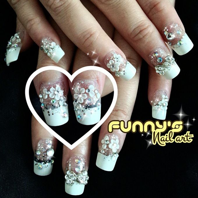 HI JUNE 2015 by Funny's Nail art - 001