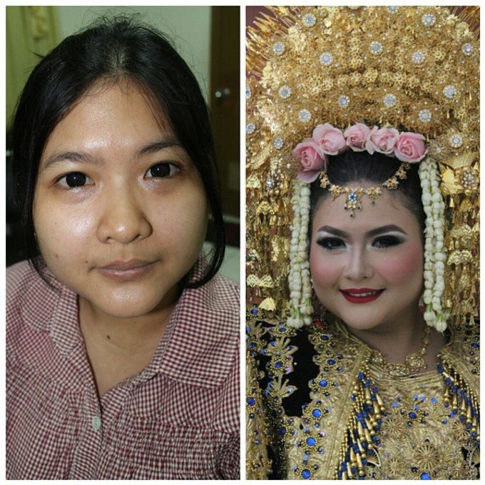WEDDING WANDA by NANA Rias Pengantin - 001