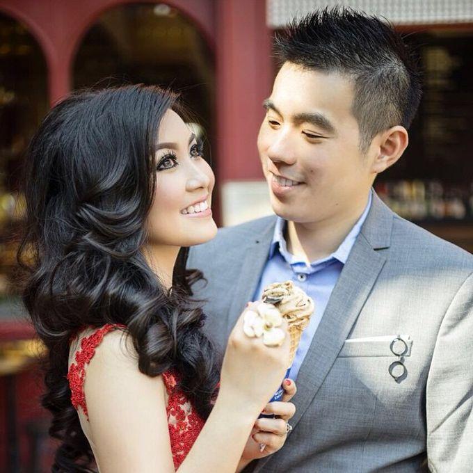 Prewedding Photoshoot by Fedya Make Up Artist - 028