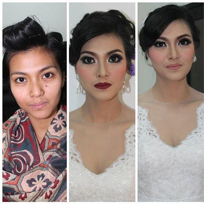 WEDDING LATIVA by NANA Rias Pengantin - 004
