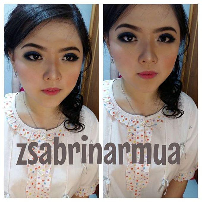 hair & makeup by zsabrinar Makeupartis - 034