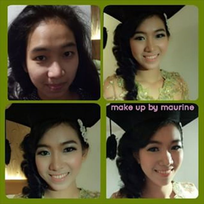 Make Up For Graduation by Maurine Stephanie MUA - 001