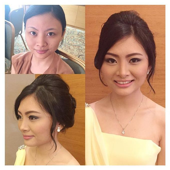 Special Occassion Makeup 1 by Troy Makeup Artist - 002
