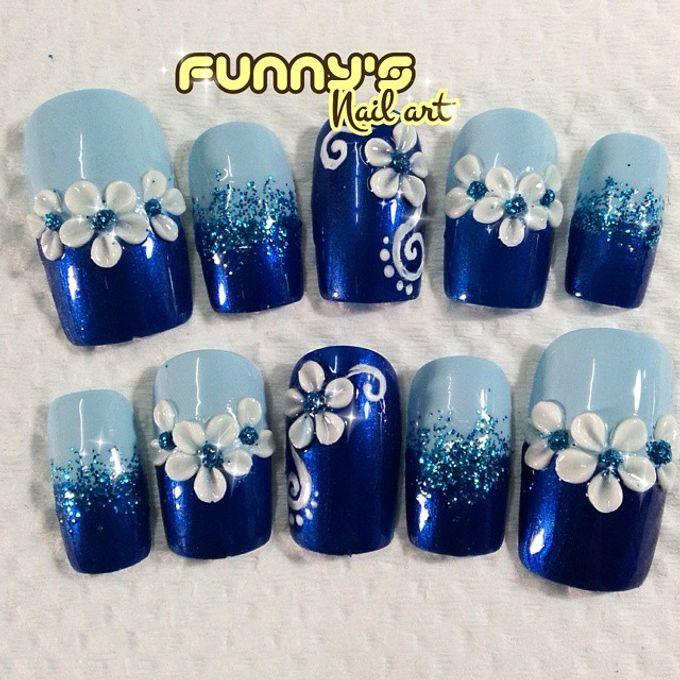 HI JUNE 2015 by Funny's Nail art - 003