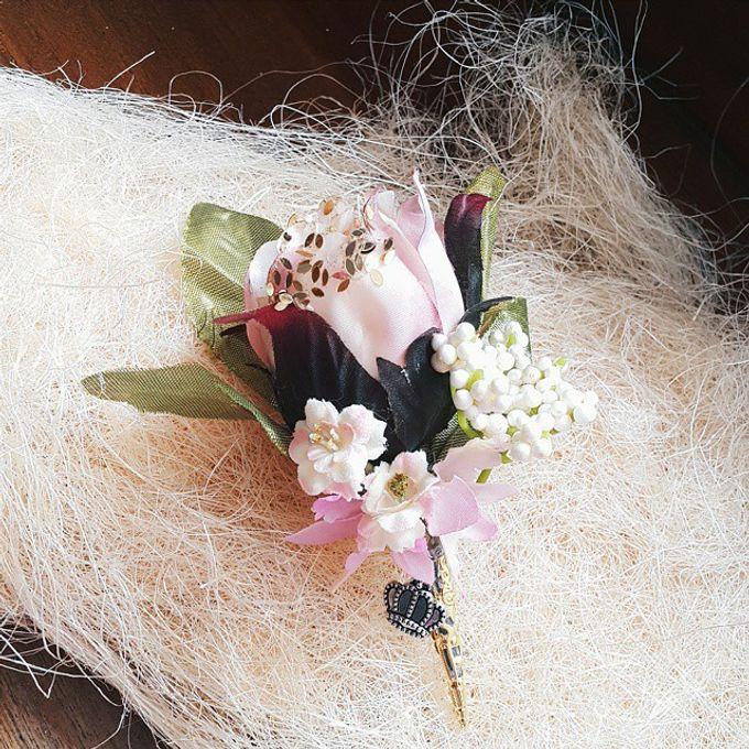 Luxurious Bouquet by LUX floral design - 001
