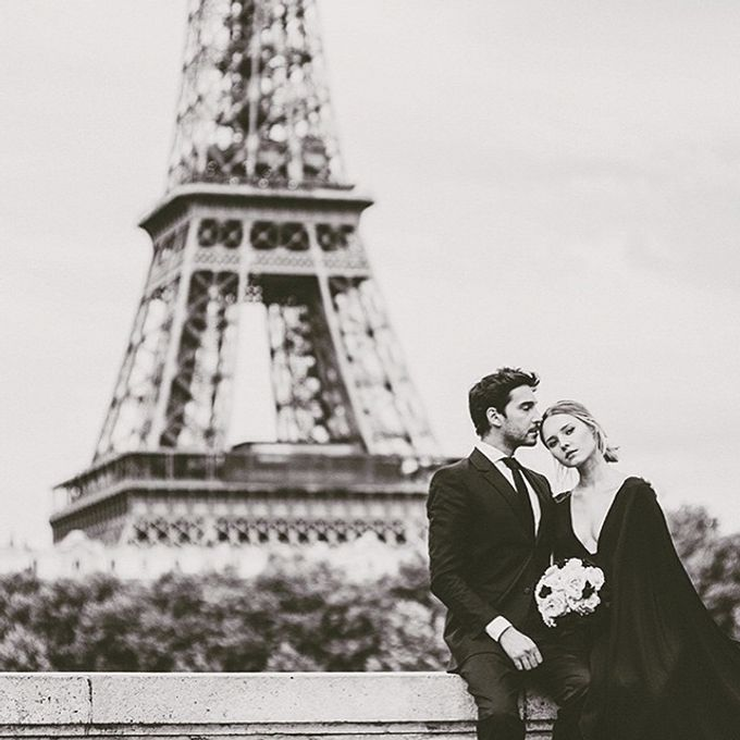 An overview of our weddings and events. by Luxe Paris Events - 044