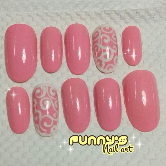 Thanks May 2015 by Funny's Nail art - 003
