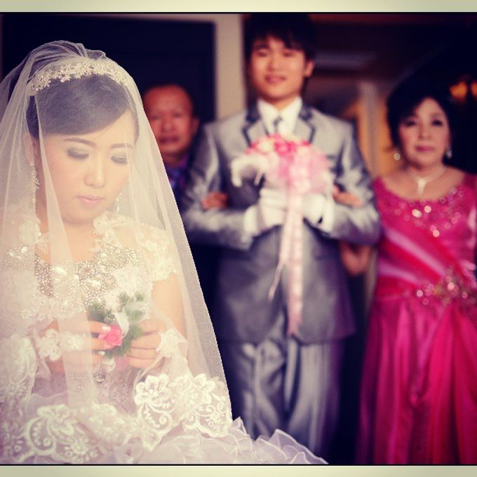 The Wedding of Ricky & Devi by C+ Productions - 005