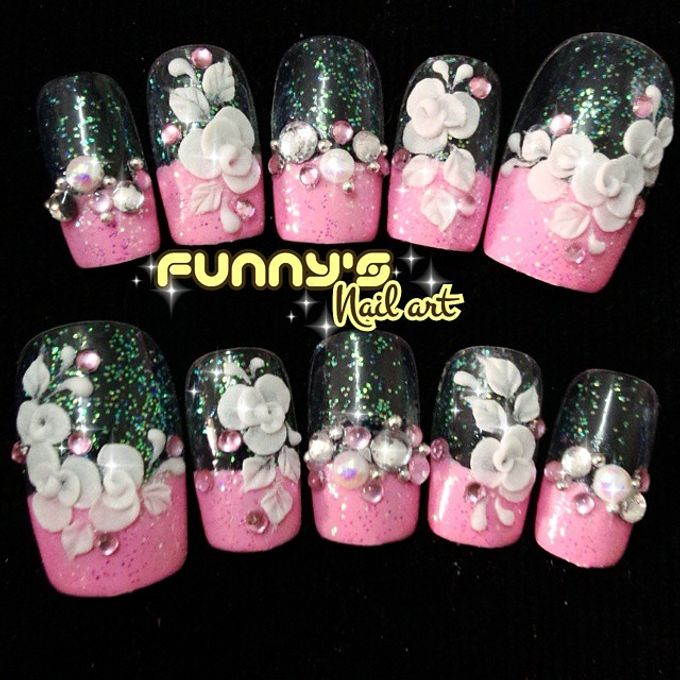 Thanks May 2015 by Funny's Nail art - 010