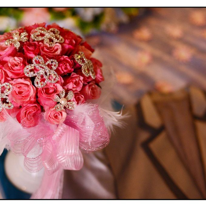 The Wedding of Ricky & Devi by C+ Productions - 002