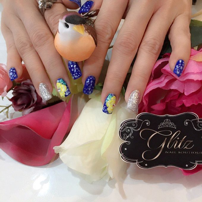 Nail Art Design by Brows To Toes - 011