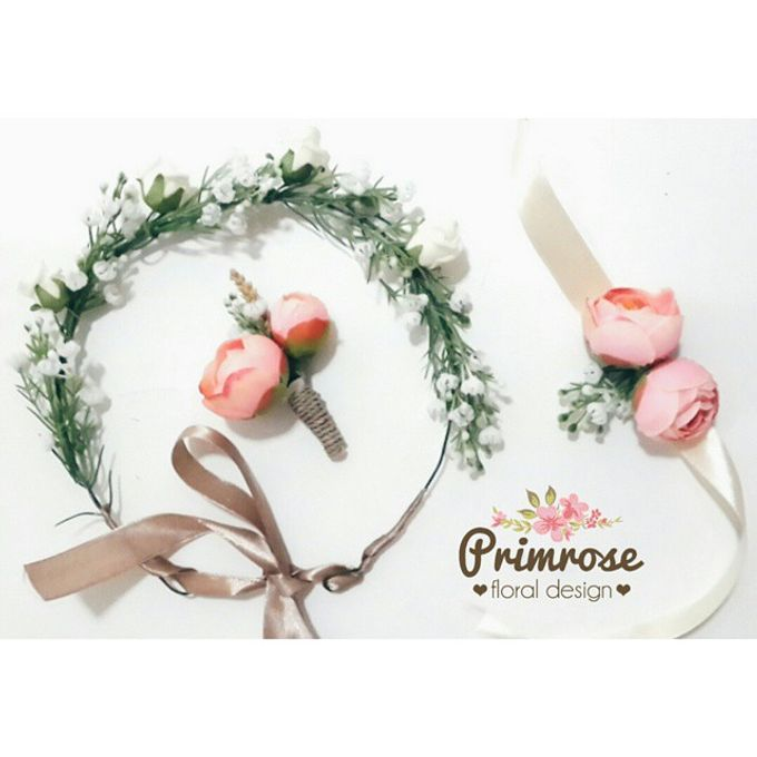 Wedding Accessories by Primrose Floral Design - 005