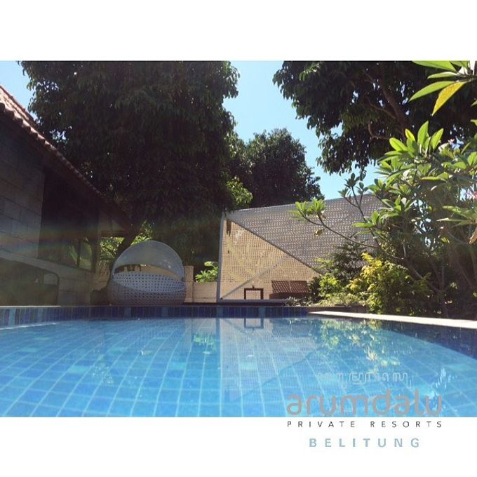Perfect place for honeymoon and wedding by Arumdalu Private Resort - 004