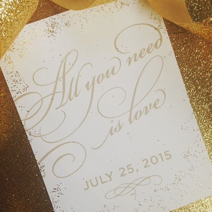 Wedding stationery portfolio  by Hello Beautiful Designs - 027