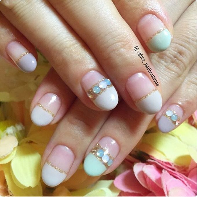 Nail Art Design by Brows To Toes - 020