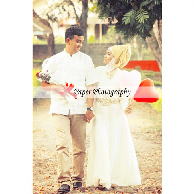 Prewedding Andi & Feni by PAPER photo & video - 001
