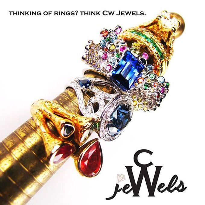 Custom made  by CW Jewels - 036