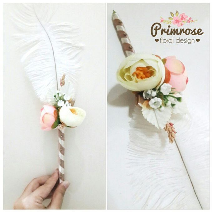 Wedding Accessories by Primrose Floral Design - 001