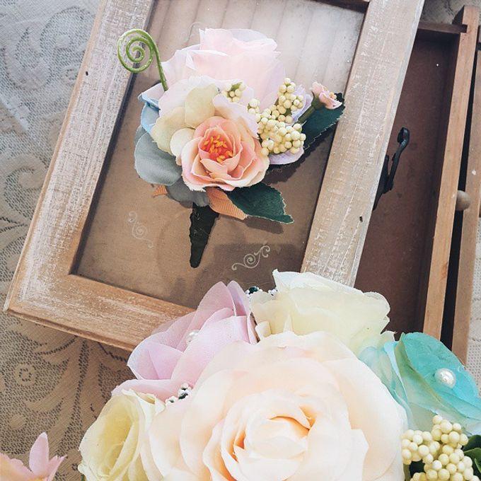Fleur de la fleur by LUX floral design - 009