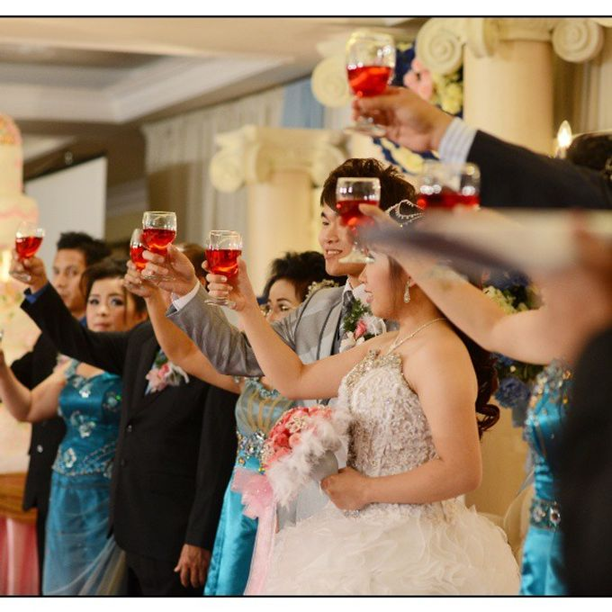 The Wedding of Ricky & Devi by C+ Productions - 016