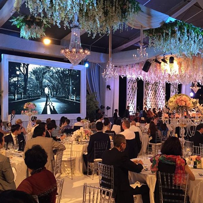 The Wedding of Kenneth & Ling by Flora Lines Decoration - 001