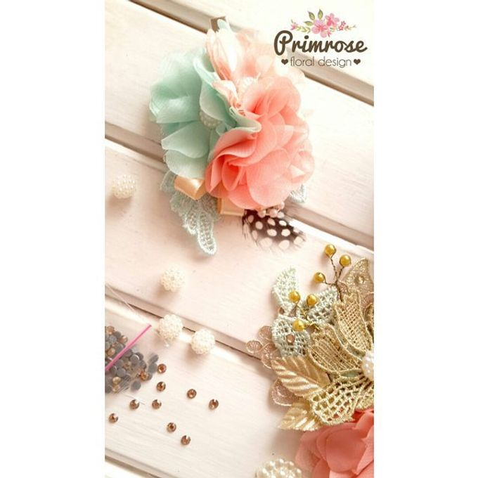 Wedding Accessories by Primrose Floral Design - 011