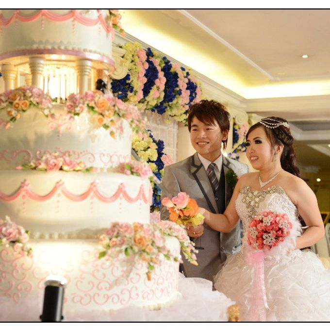 The Wedding of Ricky & Devi by C+ Productions - 017