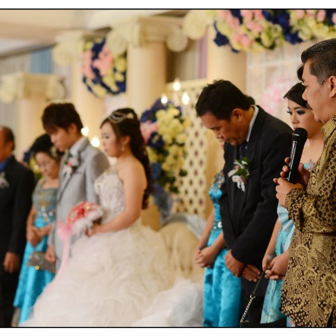 The Wedding of Ricky & Devi by C+ Productions - 013